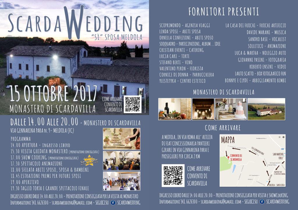 Scardawedding 2017 Meldola Scardavilla per matrimonio